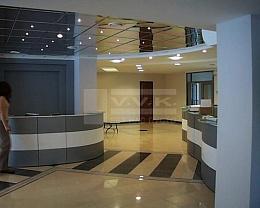 Офисный потолок Армстронг, потолки в офис от мировых брендов, В